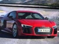 Промовидео Audi R8