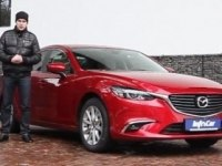 Тест-драйв Mazda 6 Diesel