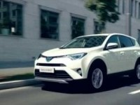 Реклама Toyota RAV4 Hybrid