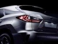 Экстерьер и интерьер Lexus RX 450h