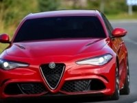 Реклама Alfa Romeo Giulia