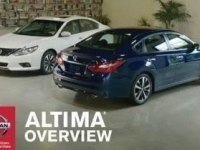 Промовидео Nissan Altima