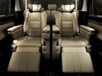 Интерьер Toyota Alphard