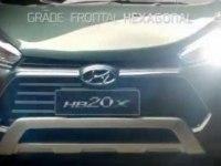 Промовидео Hyundai HB20X