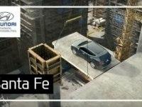 Реклама Hyundai Santa Fe