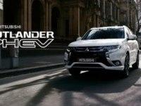 Официальное видео Mitsubishi Outlander PHEV