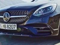 Обзор Mercedes-AMG SLC 43