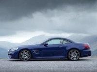 Подробный обзор Mercedes-Benz SL