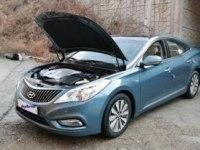 Любительский тест Hyundai Grandeur Hybrid. Часть 1