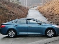 Любительский тест Hyundai Grandeur Hybrid. Часть 2