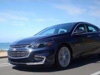 Тест Chevrolet Malibu