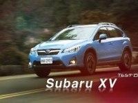 Тест Subaru XV
