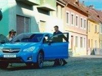 Проморолик Subaru XV