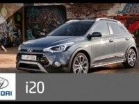 Промовидео Hyundai i20 Active