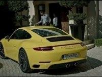 Практичность Porsche 911 Carrera