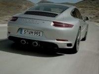 Особенности Porsche 911 Carrera