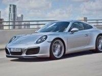 Промовидео Porsche 911 Carrera