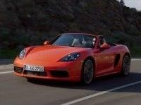 Проезды на Porsche 718 Boxster S
