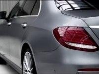 Экстерьер Mercedes E-class (W213)