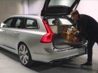 Вместительность Volvo V90