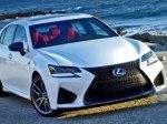 Обзор Lexus GS F