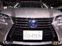 Lexus GS450h в Токио