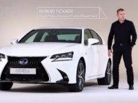 Официальный обзор Lexus GS