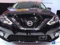 Nissan Sentra на выставке