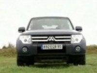 Видео обзор Mitsubishi Pajero