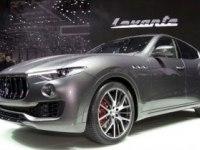Премьера Maserati Levante