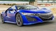 Тест Acura NSX