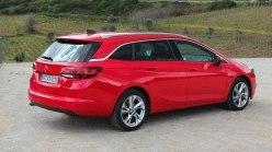 Opel Astra K Sports Tourer - ������ ������
