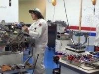 Производство Honda RC213V-S