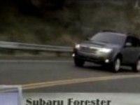 Видео обзор Subaru Forester