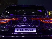 Renault Talisman Estate на выставке
