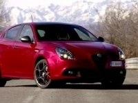 Промовидео Alfa Romeo Giulietta