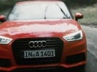 Промовидео Audi A1