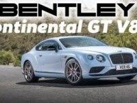 Обзор Bentley Continental GT V8 S