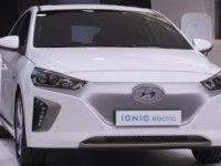 Обзор Hyundai IONIQ electric