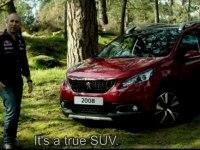 Официальный тест Peugeot 2008