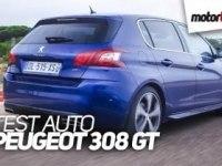 Тест Peugeot 308 GT
