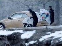 Официальное видео Volkswagen Beetle Dune