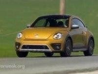 Тест Volkswagen Beetle Dune