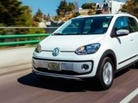 Тесть Volkswagen up!