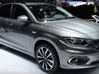 Fiat Tipo Station Wagon на выставке