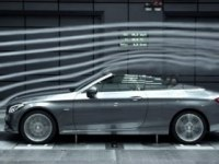 Аэродинамика Mercedes-Benz C-Class Cabrio