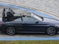 Mercedes-Benz C-Class Cabrio в статике и движении