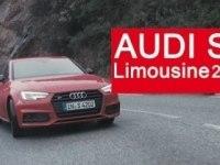 Audi S4 в статике и движении