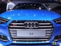 Audi S4 на выставке