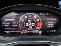 Ускорение Audi S4 Avant